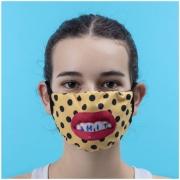 Seletti - TP Shit Pois Schutzmaske S/M