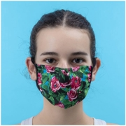 Seletti - TP Roses Schutzmaske S/M