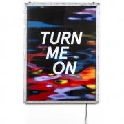 Seletti Diesel - Frame It! Turn Me On Poster