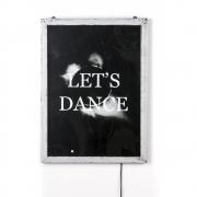 Seletti Diesel - Frame It! Let's Dance Poster