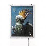 Seletti Diesel - Frame It! Evil Poster