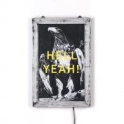 Seletti Diesel - Frame It! Hell Yeah! Poster