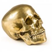 Seletti Diesel - Wunderkammer Human Skull Deko