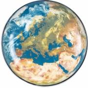 Seletti Diesel - Cosmic Diner Earth Europe Tablett