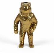 Seletti Diesel - Cosmic Diner Starman Gold Vase