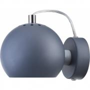 Frandsen - Ball Lampe Murale mat Bleu pétrole