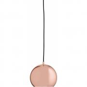 Frandsen - Ball Metallic Pendelleuchte 18cm Kupfer