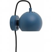 Frandsen - Ball Magnet Matt Wall Lamp Petroleum