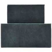 House Doctor - Suede Storage (Set of 2)