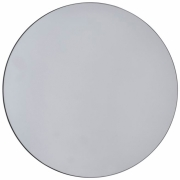House Doctor - Walls Mirror Ø 50 cm - Grey