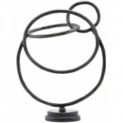 House Doctor - Circles Skulptur
