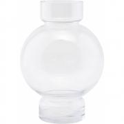 House Doctor - Bubble Vaso 25 cm | Transparente