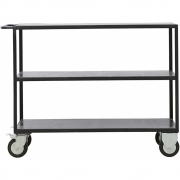 House Doctor - Serving trolley / shelf on wheels