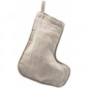 House Doctor - Weihnachtsstrumpf Grau / 20.5 cm