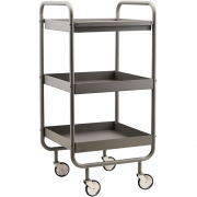 House Doctor - Serving trolley Roll Removable tray
