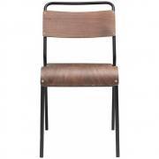 House Doctor - Chair Original Dark Brown
