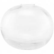 House Doctor - Vase Sandra, Transparent 6,5 cm