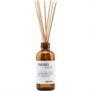 Meraki - Room scent / diffuser, Nordic pine, with 7 sticks