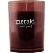 Bougie parfumée Nordic Pine - Meraki