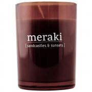 Meraki - Duftkerze Sandcastles & Sunsets 35 Stunden Brenndauer