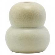 House Doctor - Mini Bobbles Vase Grau/Hellgrün