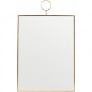 House Doctor - Loop Mirror square 30 x 40 cm