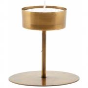 House Doctor - Anit Tea Light Holder Antique Brass