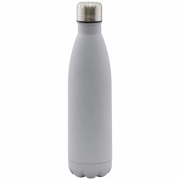 Bouteille thermos Matt - House Doctor Gris clair