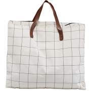 House Doctor - Squares Tasche/Shopper Groß
