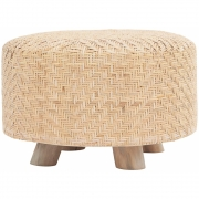 House Doctor - Weave Pouf