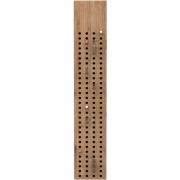we do wood - Scoreboard Garderobe Vertikal | Bambus Natur