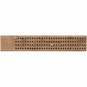 we do wood - Scoreboard Wardrobe Horizontal | Bamboo Natural