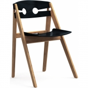 we do wood - Dining Chair no.1 Stuhl