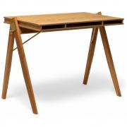 we do wood - Field Schreibtisch Eiche