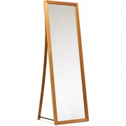 we do wood - Framed Spiegel