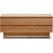 we do wood - Correlation Bank Eiche 100 x 35 cm