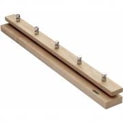 Skagerak - Cutter Garderobenleiste 72 cm | Eiche