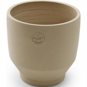 Skagerak - Edge pot Outdoor 18 cm | Jaune Sierra