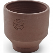 Skagerak - Edge pot Outdoor 18 cm | Rouge/Brun