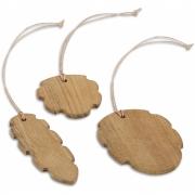 Skagerak - Cone ornaments (Set of 3)