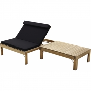 Skagerak - Auflage für Riviera Lounge Sonnenliege