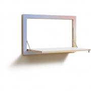 Ambivalenz - Fläpps Sekretär/in 80x50 cm Sunrise – Joa Herrenknecht
