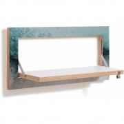 Ambivalenz - Fläpps étagère 60x27 cm Snowdreamer – Monika Strigel