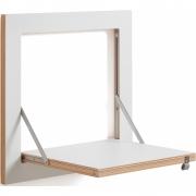 Ambivalenz - Fläpps Regal 40x40 cm Weiß