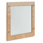 Ambivalenz - Add on Mirror for Fläpps Shelf 40x40 cm