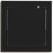Ambivalenz - Fläpps Vanity Mirror Black