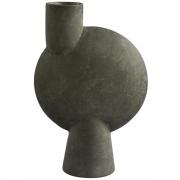 101 Copenhagen - Sphere Vase Bubl Big Dunkelgrau