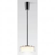 Serien Lighting - Curling Tube suspension S halogène
