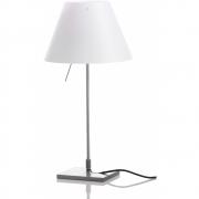 Luceplan - Costanzina Tischleuchte LED Alu