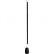 Luceplan - Compendium Floor Lamp LED Black